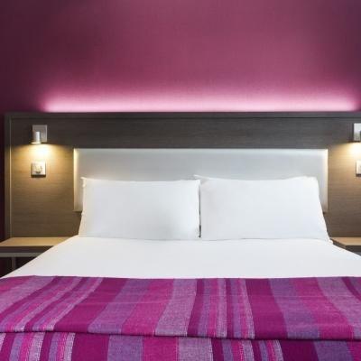 Hôtel des Pavillons – Double Room