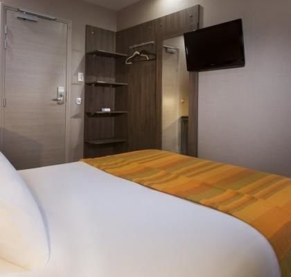 Hôtel des Pavillons – Single Plus Room