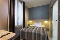 Hotel des Pavillons Paris Single Room