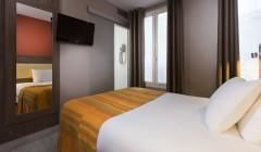 Hotel des Pavillons Paris Single Plus Room