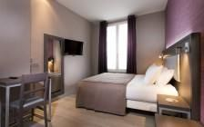Hotel des Pavillons Paris Double Plus Room